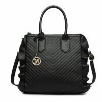 miss lulu női táska fekete