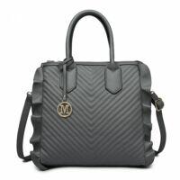 miss lulu női táska szürke