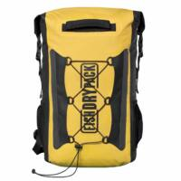 Fishdrypack explorer 40 L yellow hátizsák