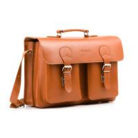 Vooc női táska bőrből  ' laptop-táska P136