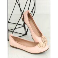 Női balerina (VS-660), rózsaszín