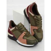 Női utcai sportos cipő (B-01), zöld