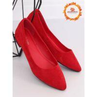 Női balerina (RC-76), piros