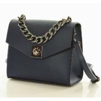 Mazzini Női klasszikus táska (l125b), kék