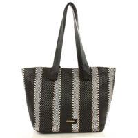 MONNARI Női bevásárlótáska (0090a), fekete