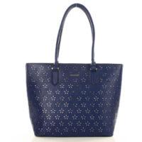 MONNARI Női bevásárlótáska (2940a), kék