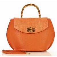 MAZZINI Női bevásárlótáska (382a), narancs