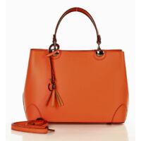 MAZZINI Női klasszikus táska (356k), narancs