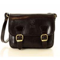 MAZZINI Női klasszikus táska (l176a), fekete