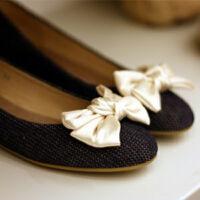 0f0e7392f4 A balerina cipők azokhoz a cipőkhöz tartoznak, amiket alig lehet  elvonatkoztatni a divattól, mivel nem csak fantasztikusan kényelmesek,  hanem különösen ...