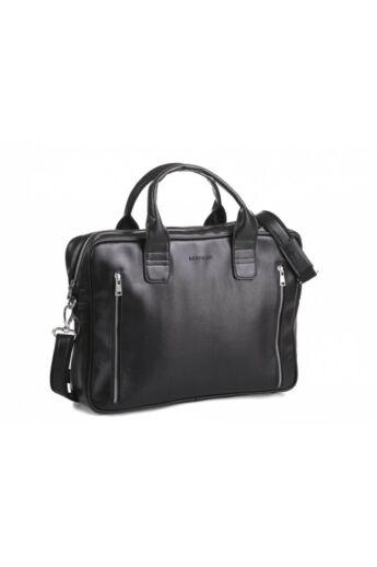Brodrene elegáns férfi táska fekete