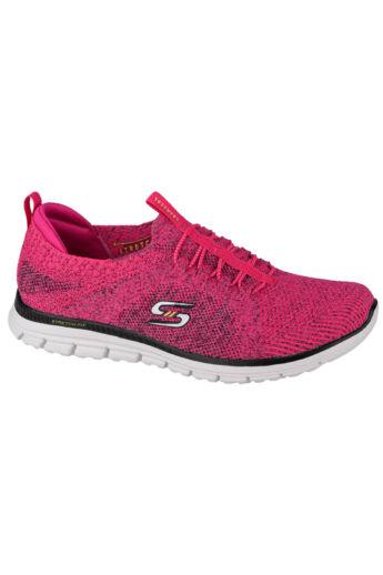 Skechers Luminate-She's Magnificent 104075-HPBK sportcipő