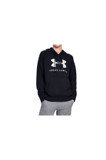Under Armour Rival Fleece Sportstyle Graphic Hoodie 1348550-001 pulóver
