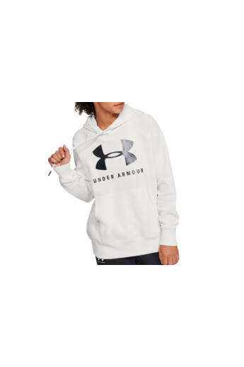 Under Armour Rival Fleece Sportstyle Graphic Hoodie 1348550-112 pulóver