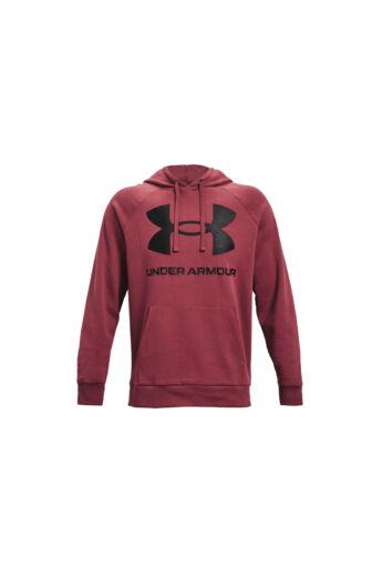 Under Armour Rival Fleece Big Logo Hoodie 1357093-652 pulóver