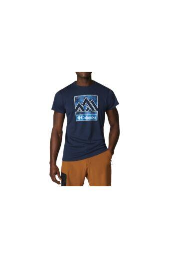 Columbia Zero Rules S S Graphic Shirt 1533291464 póló
