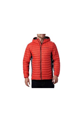 Columbia Powder Pass Hooded Jacket 1773271845 kabát/dzseki