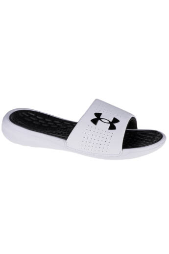 Under Armour Playmaker Fixed Slides 3000061-102 papucs, strandpapucs