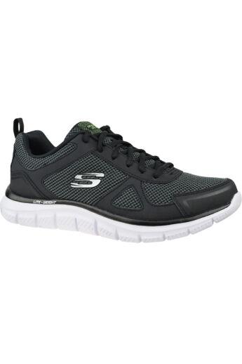 Skechers Track-Bucolo 52630-BKW sportcipő