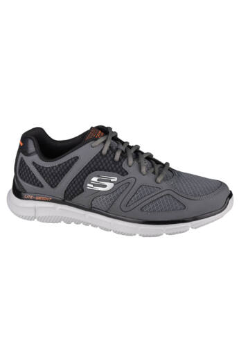 Skechers Satisfaction-Flash Point 58350-CCOR sportcipő