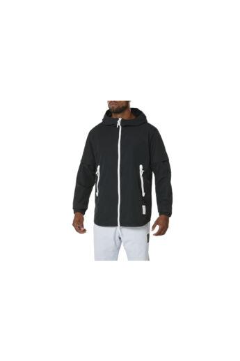 Asics Nylon Zip Hoodie Jkt A16061-0090 kabát/dzseki