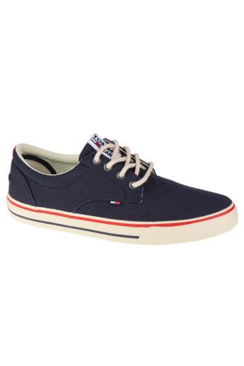 Tommy Hilfiger Jeans Textile Sneaker EM0EM00001-006 tornacipő