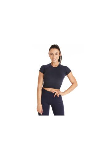 Gym Hero T-shirt NAVY-DEEP NAVY-DEEP póló