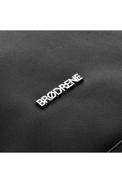 Brodrene férfi hátitáska fekete
