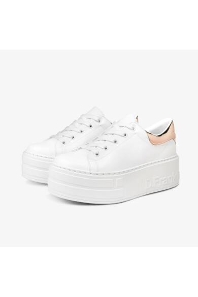 D.Franklin Gumme V.2 White/Rose női sneakers sportcipő
