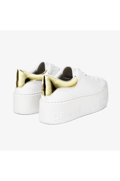 D.Franklin Gumme V.2 White/Platinum női sneakers sportcipő