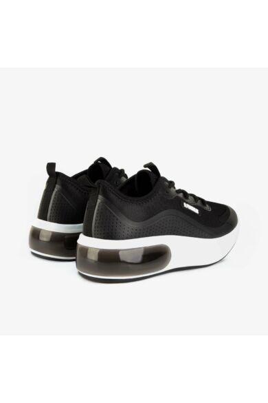 D.Franklin Runner 211 Black női sneakers sportcipő