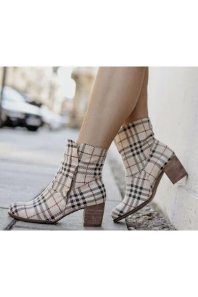 Zapato női valódi bőr bokacsizma