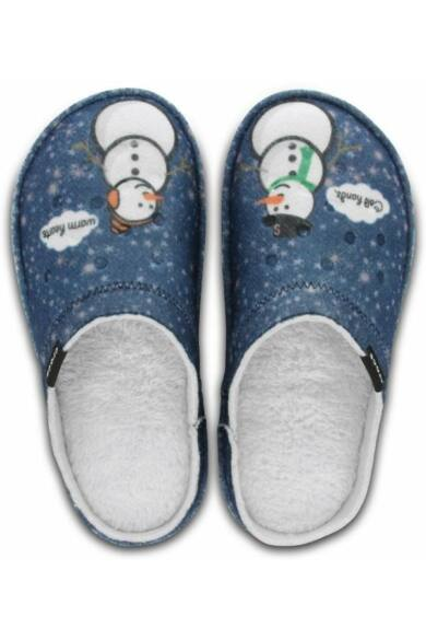 CROCS GRAPHIC SLIPPER 204565-410 papucs, strandpapucs