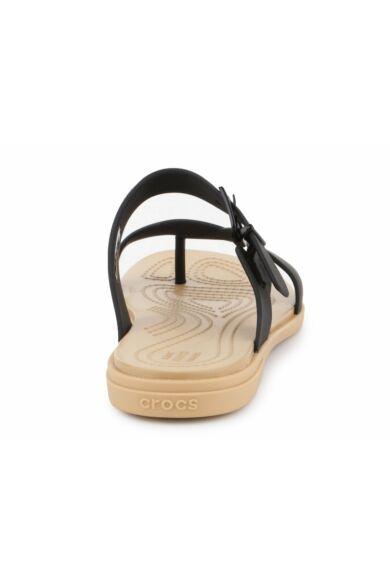 Crocs Tulum Toe Post Sandal 206108-00W papucs, strandpapucs