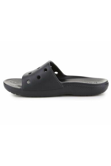 Crocs Classic Slide Black 206121-001 papucs, strandpapucs