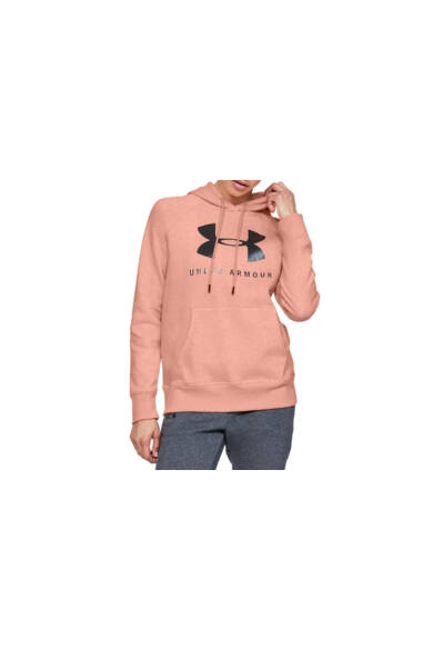 Under Armour Rival Fleece Sportstyle Graphic Hoodie 1348550-689 pulóver