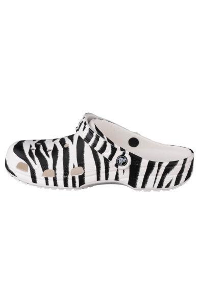 Crocs Classic Animal Print Clog 206676-1DE papucs, strandpapucs