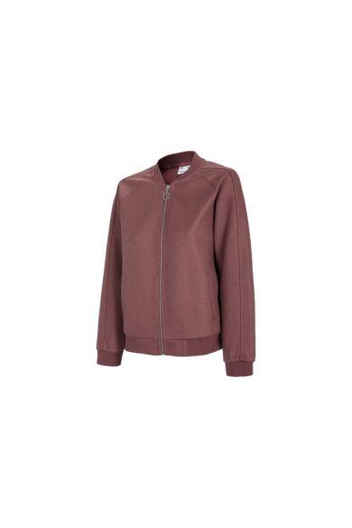 4F Women's Sweatshirt Zip H4L21-BLD021-60S pulóver