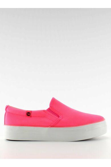 Női utcai sportos cipő (gf-41), rózsaszín
