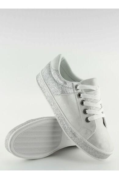 Női utcai sportos cipő (BL125), fehér