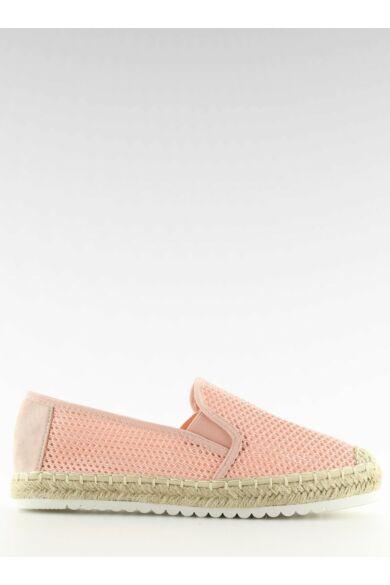 Női szandál (BB03P), rózsaszín, lapos talpú
