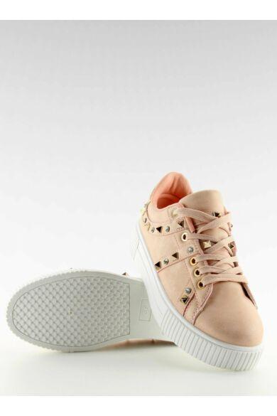 Női utcai sportos cipő (BM1955), rózsaszín