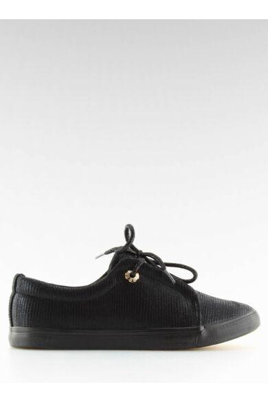 Női utcai sportos cipő (MB102), fekete