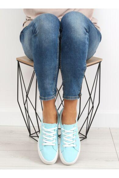 Női utcai sportos cipő (K1831401), világoskék