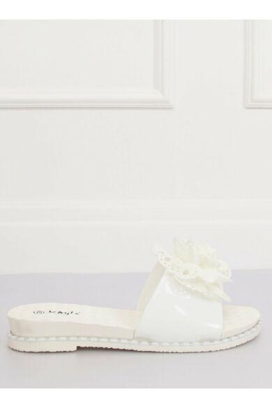 Női papucs (38822), fehér