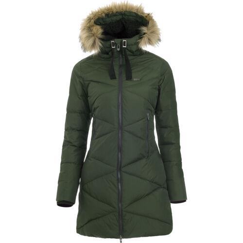 Woox Duffel női kapucnis télikabát