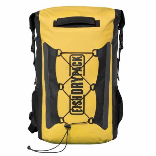 Fishdrypack explorer 40 L yellow hátizsák