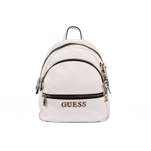 Guess női hátizsák fehér - Hátitáska műbőrből f6eb8c22a9