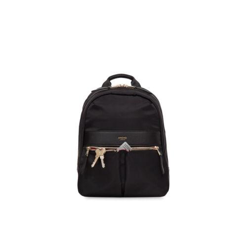 Knomo Mini Beufort női laptop hátitáska fekete - Utcai hátitáska 6dfe916fb2
