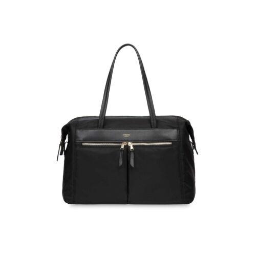 ecad22f5e946 Knomo Curzon női laptop táska fekete - Laptoptáska